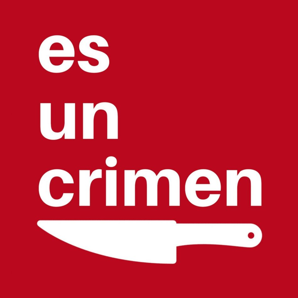 Es un crimen podcast