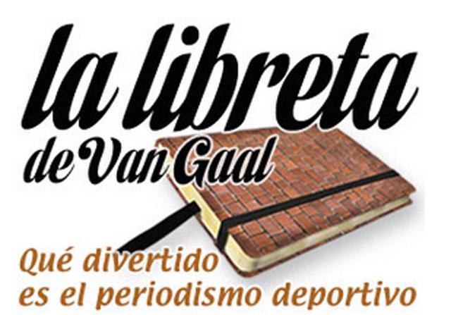LA libreta de Van Gaal podcast