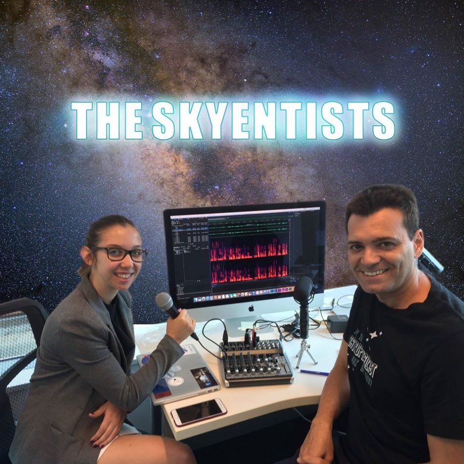 The skyentists podcast