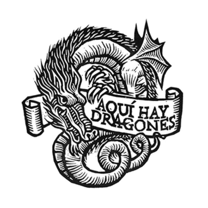 Aquí hay dragones podcast
