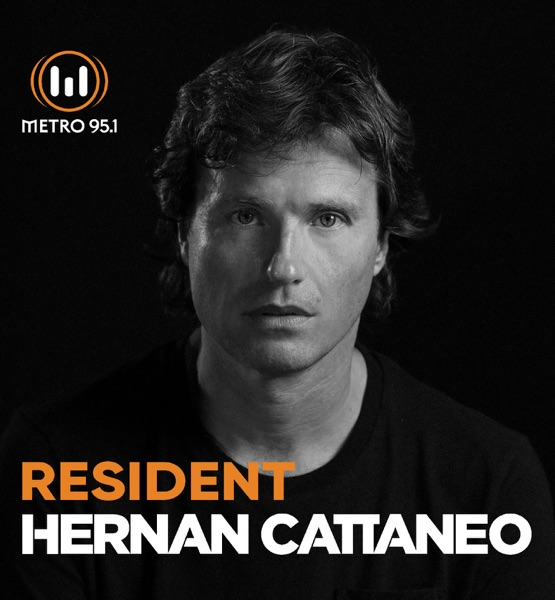 Resident by Hernan Cattaneo podcast