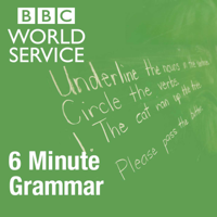 6 Minute Grammar podcast
