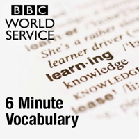 6 Minute Vocabulary podcast