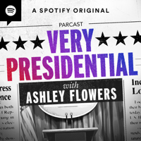 Very Presidential with Ashley Flowers podcast