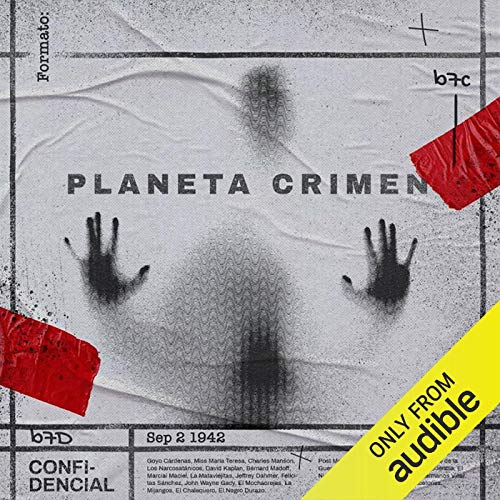 Planeta Crimen podcast