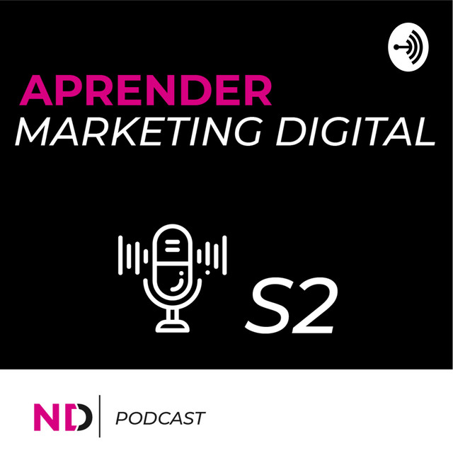 Aprender Marketing Digital podcast