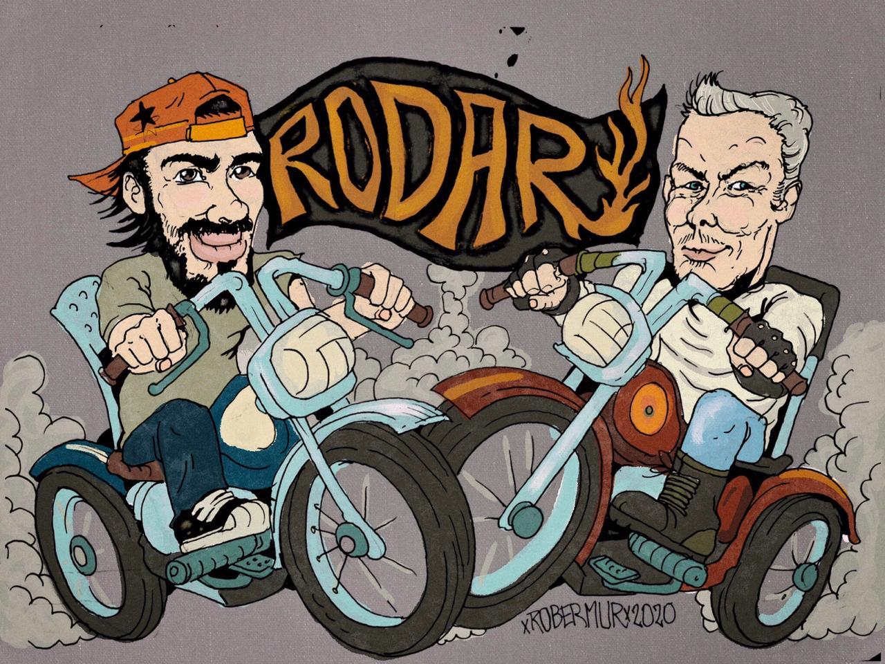 Rodar podcast